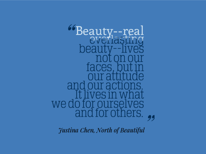 Beauty is Not What You Look Like